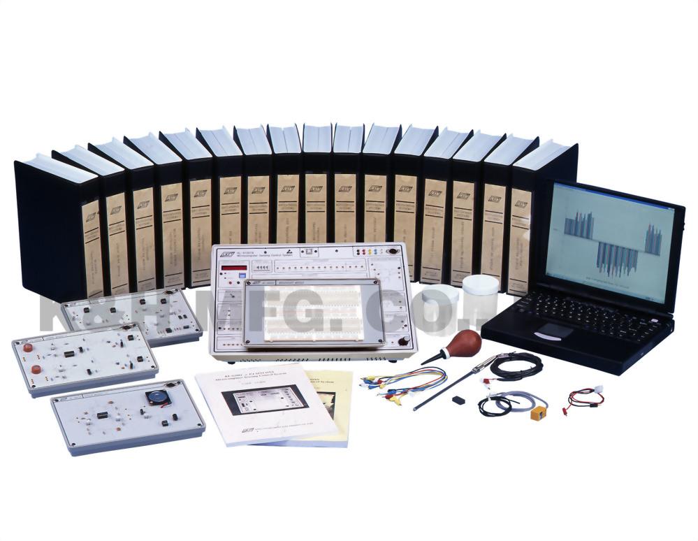 KL-620 Laboratorio Experimental de Sensor Básico