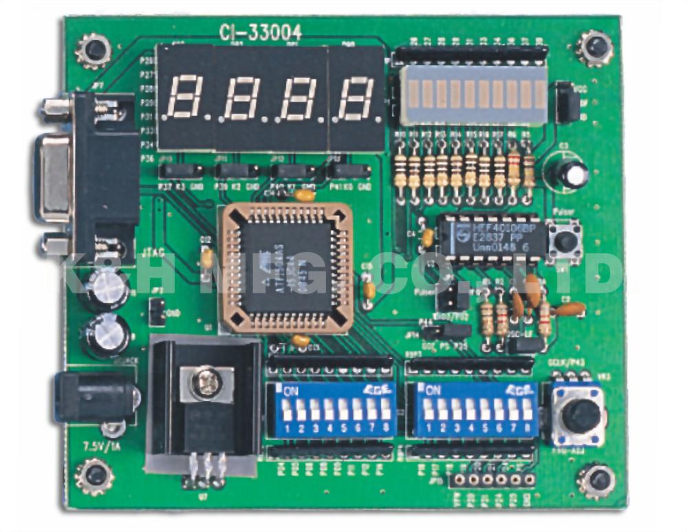 CI-33004 CPLD / FPGA Experiment Board