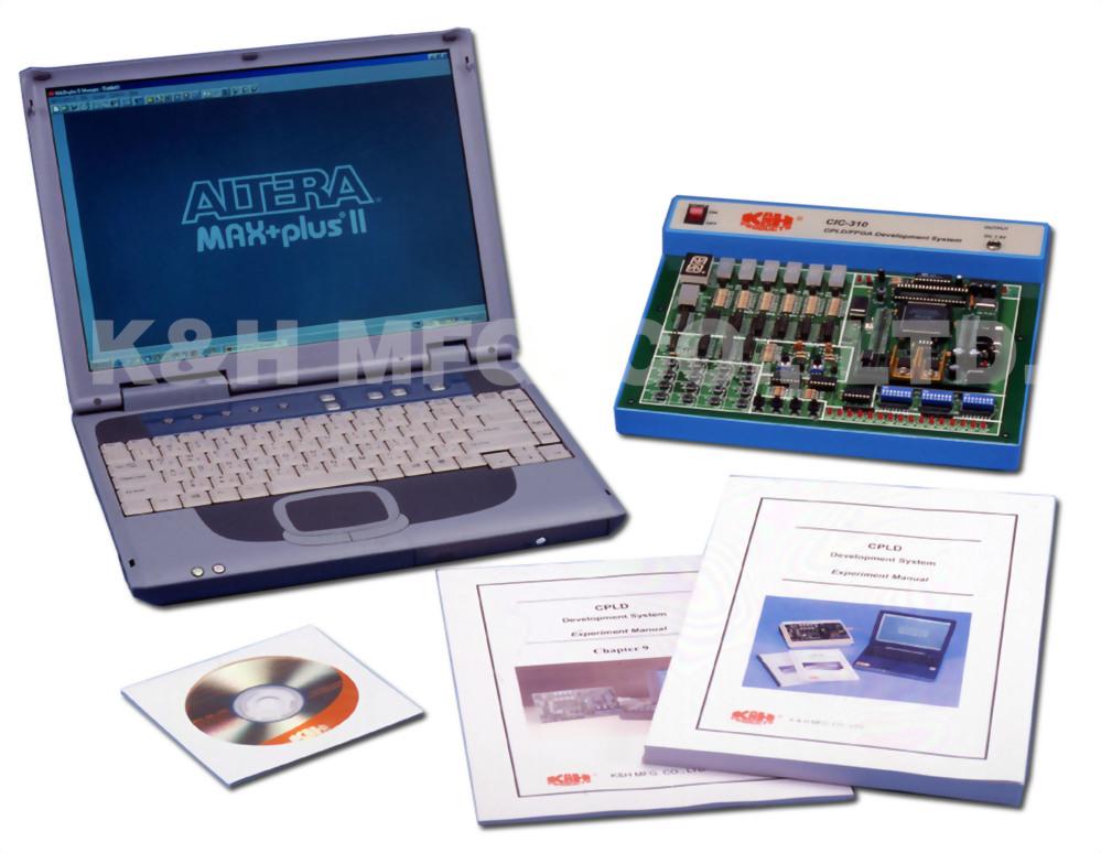 CIC-310 CPLD / FPGA Development System