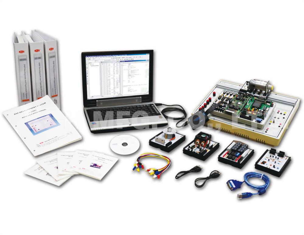 CIC-500 Système de Développement et d'Expérimentation DSP