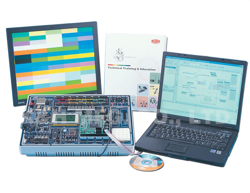 CIC-560 Sistema de desarrollo FPGA avanzado