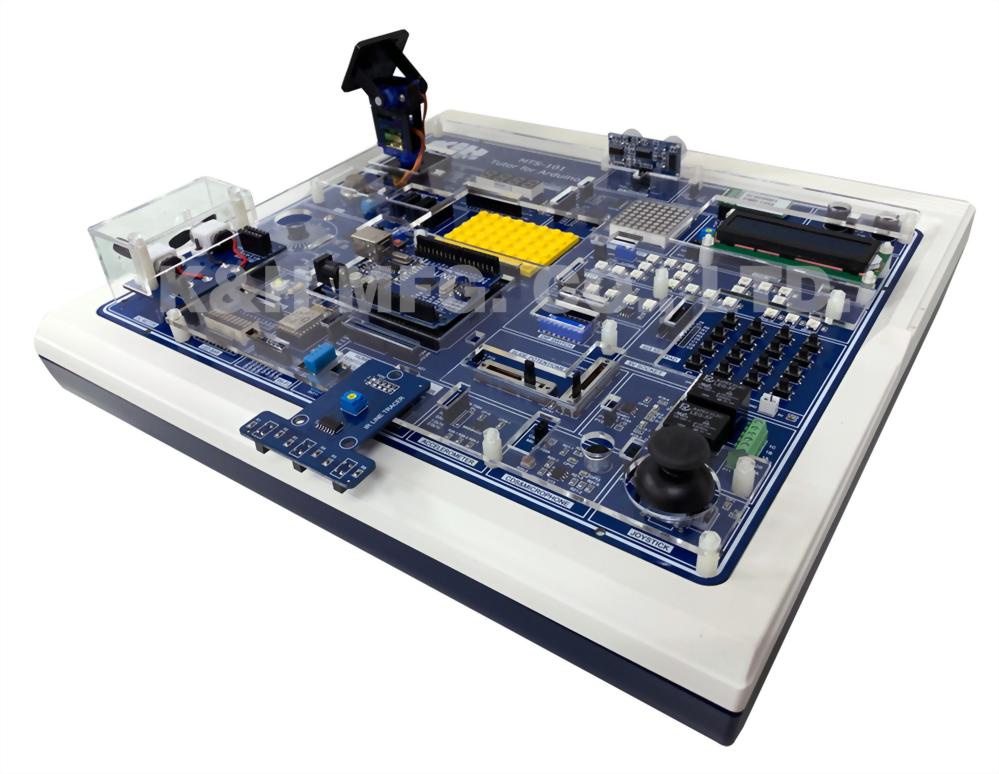 MTS-101 Tutor for Arduino