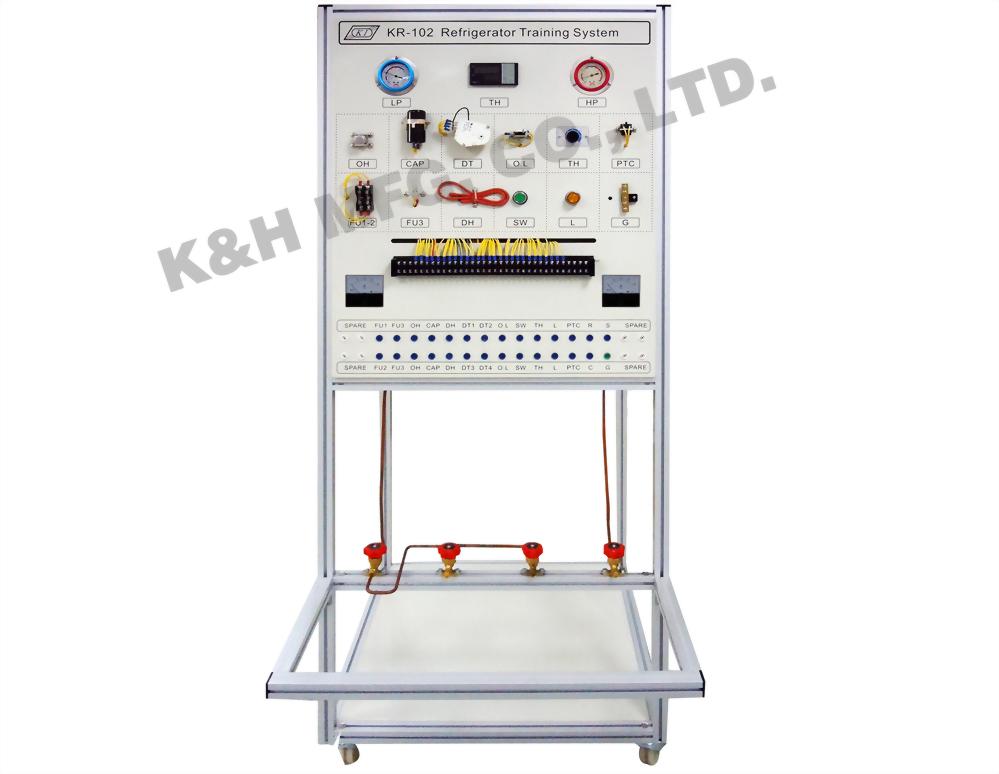 KR-102 Sistema de entrenamiento de refrigerador