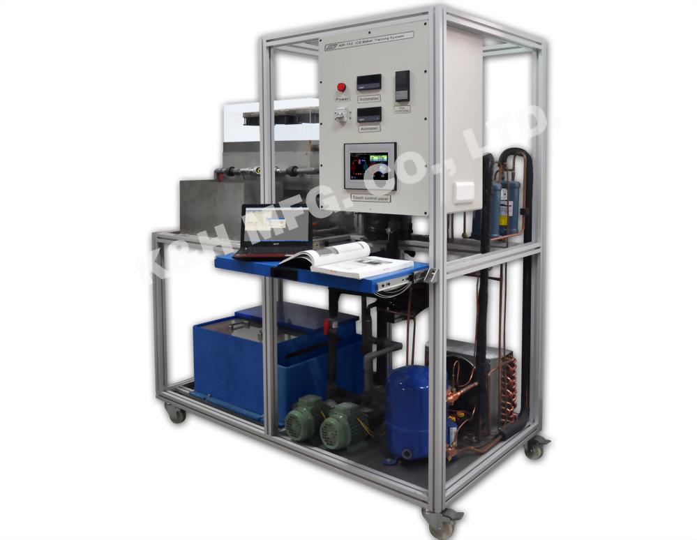 KR-112 Sistema de entrenamiento Mini Ice Plant
