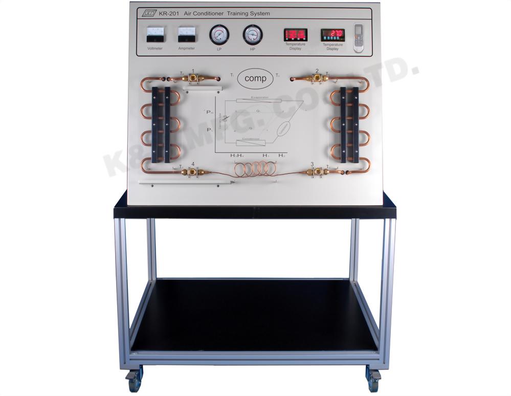 KR-201 Учебная система кондиционирования воздуха
