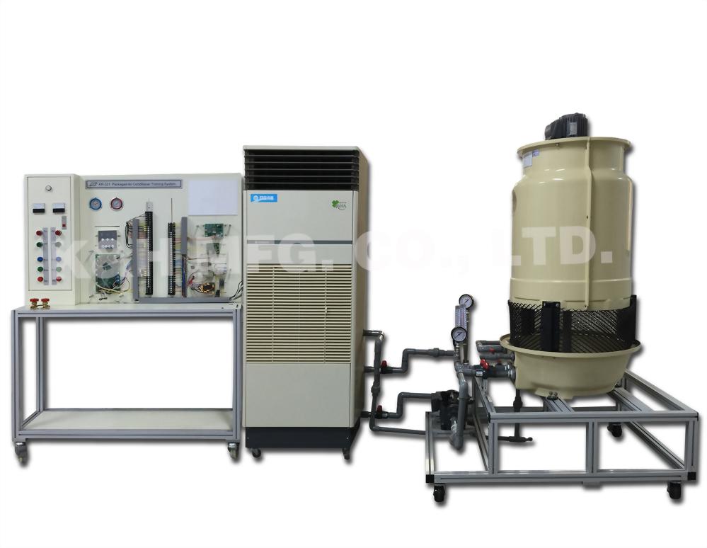 KR-221 Агрегатированная учебная система кондиционирования воздуха