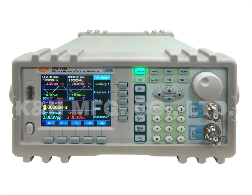 AFG-1005 Arbitrary Waveform/Function Generator