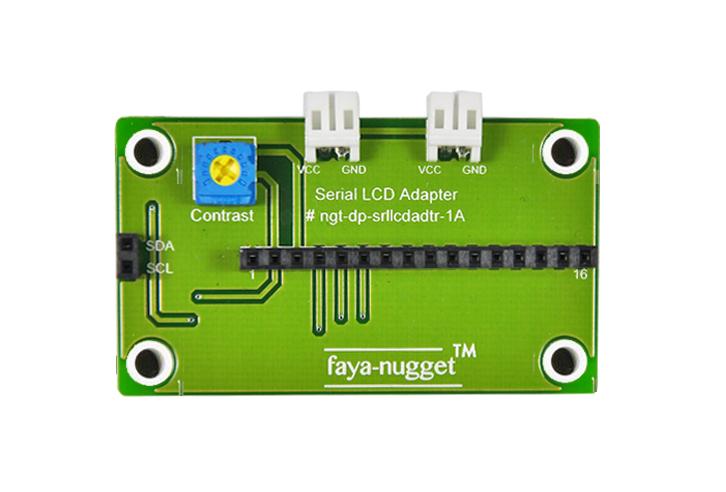 Serial LCD Adapter