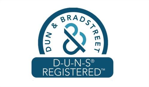 D&B D-U-N-S® Certified