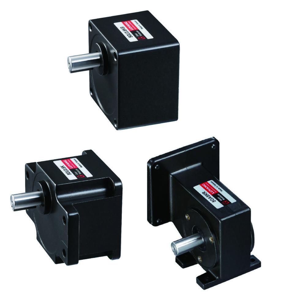 微型齒輪箱 - 2GN / 3GN / 4GN / 5GN
