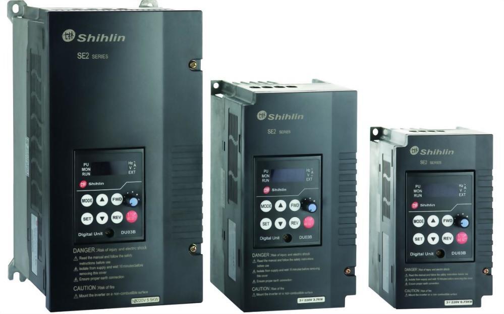 SE2 高性能向量型(0.4~11kW)