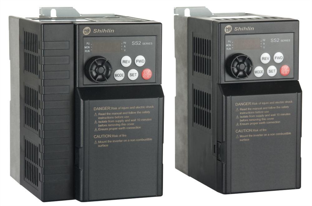 SS2 小型化向量型(0.4~3.7kW)