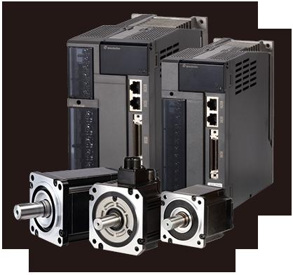 SDE Efficient Type Servo Motor