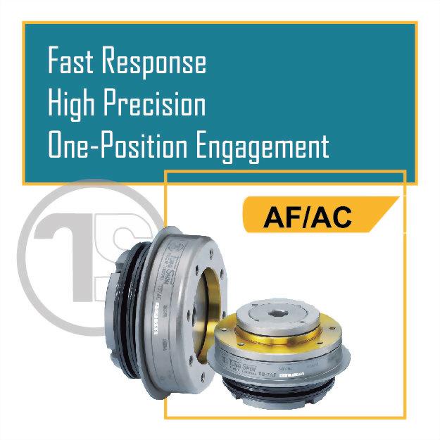 One (Single) Position Engagement Ball Detent Torque Limiter (AF Type)