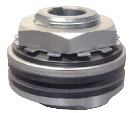 摩擦式扭力限制器 (TL系列)