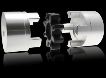 橡膠式聯軸器