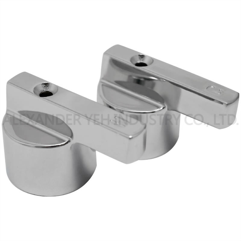 AS-10 Large Tub & Shower Handle- Hot or Cold for American Standard