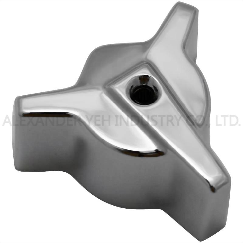 CB-4D (16T) Diverter Handle for Central Brass