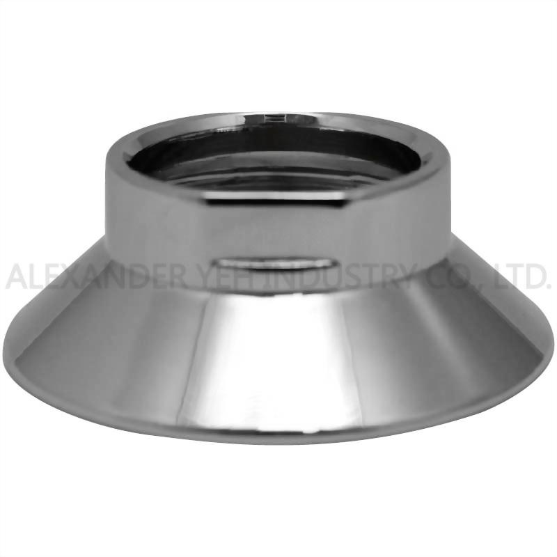 Central Brass SL-9 Metal Flange 7/8 inch
