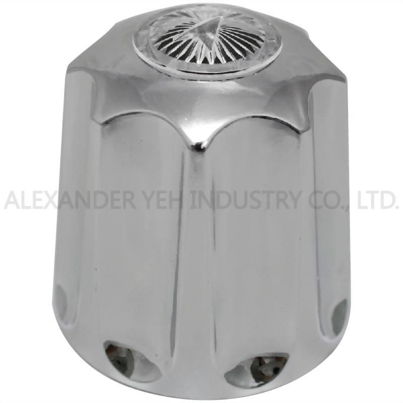 FA-9D Large Faucet Handles-Long Broach- Diverter- Fit All