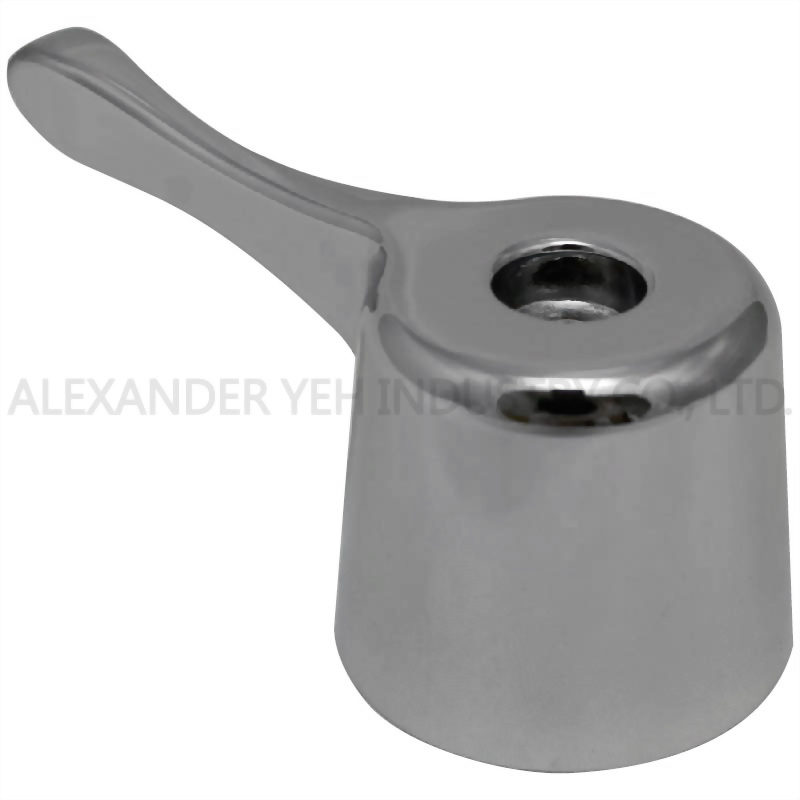 Universal Lever Handle with Adapter- Diverter