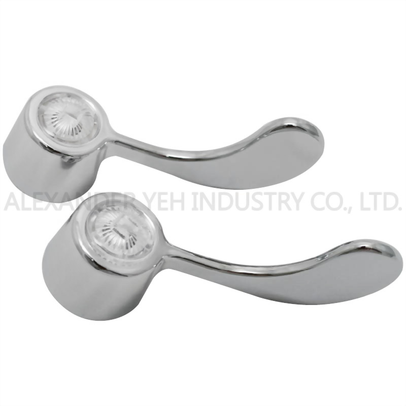 GB-6 Pair Handles- Hot and Cold for Gerber