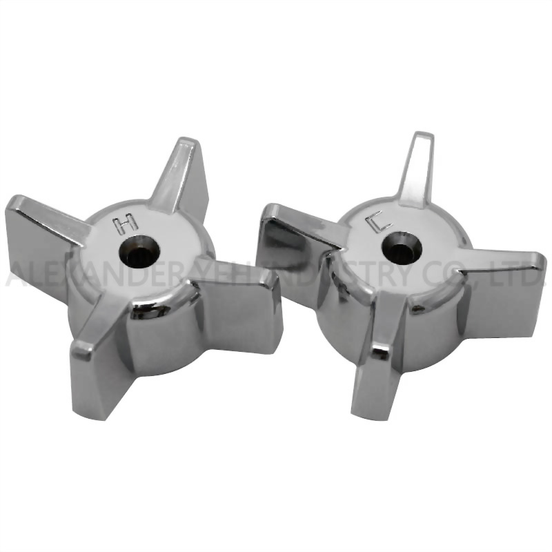 GB-3H/C (16T) Pair Handles- Hot and Cold for Gerber