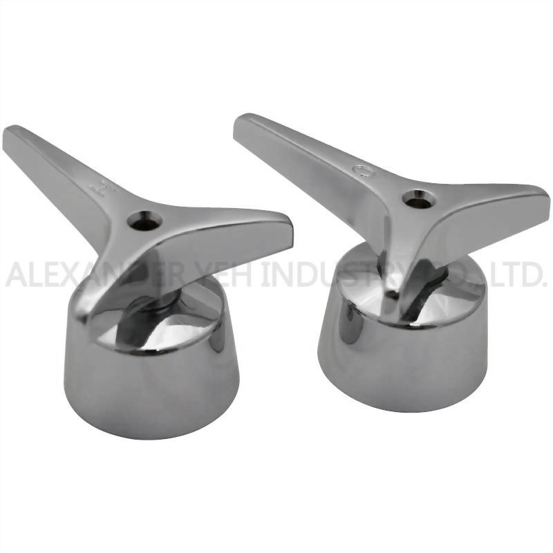 KL-2 Large (19T) Pair Handles- Hot and Cold for Kohler