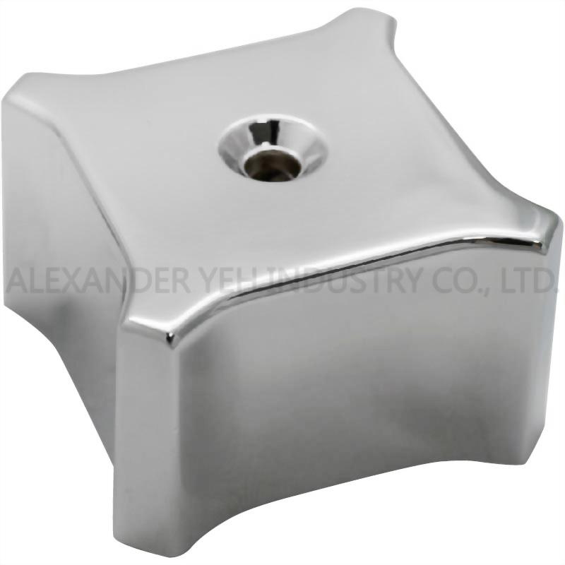 Quadrangular Tub & Shower Handle- Diverter for Mexico