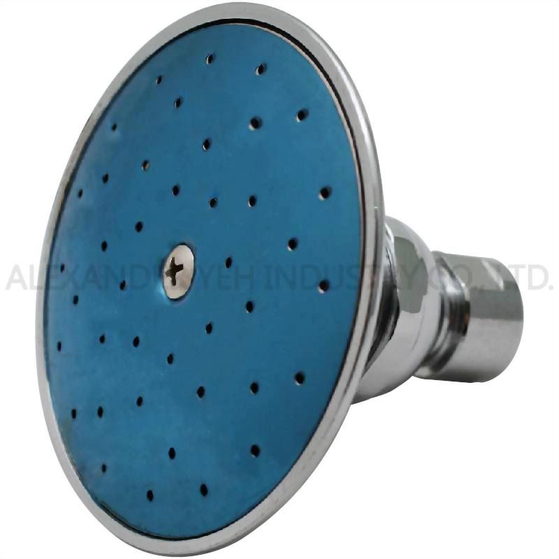 L206 3-1/2 inches Zinc Showerhead