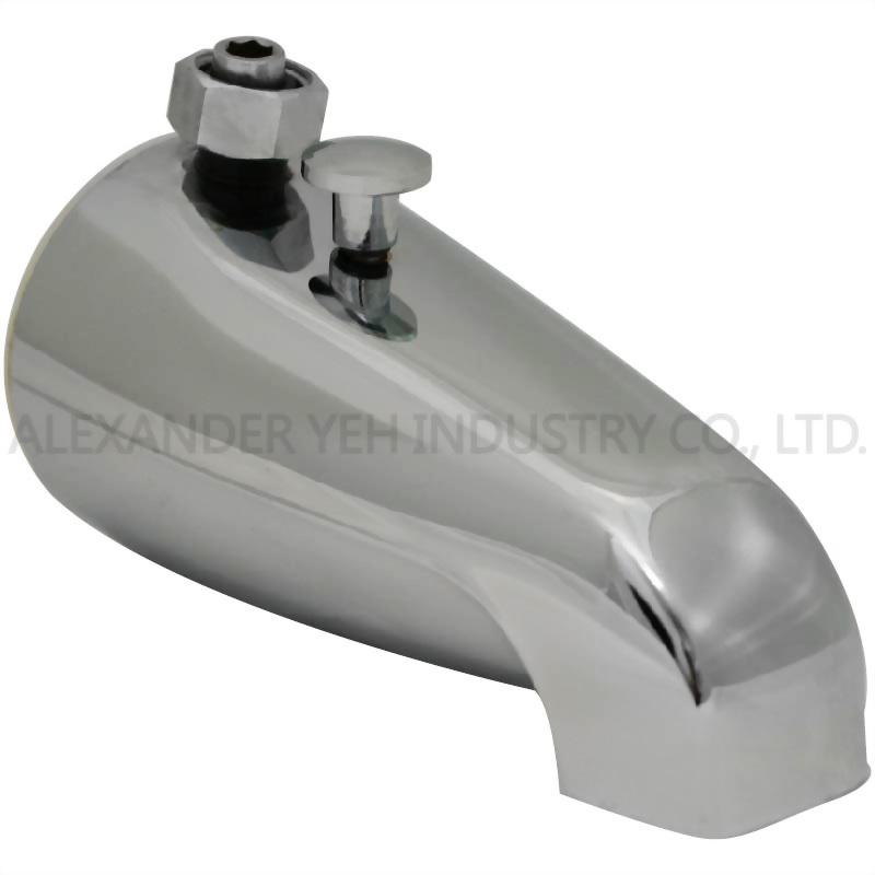 5-1/4 inch Diverter Bath Spout