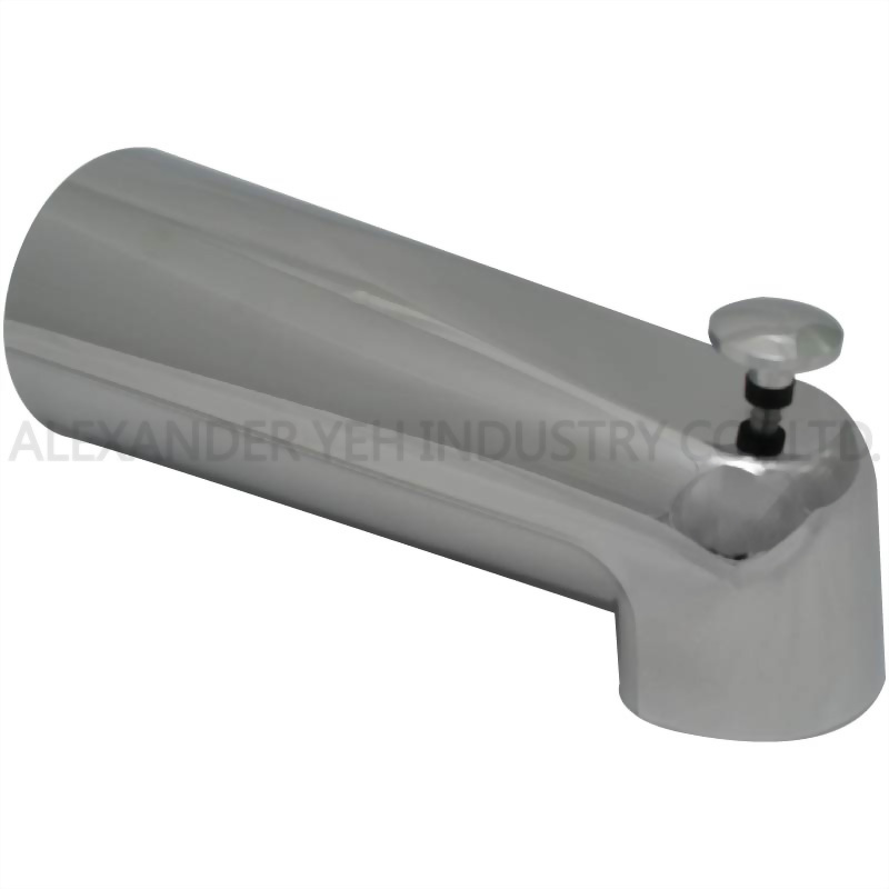 7 inch Bath Diverter Spout