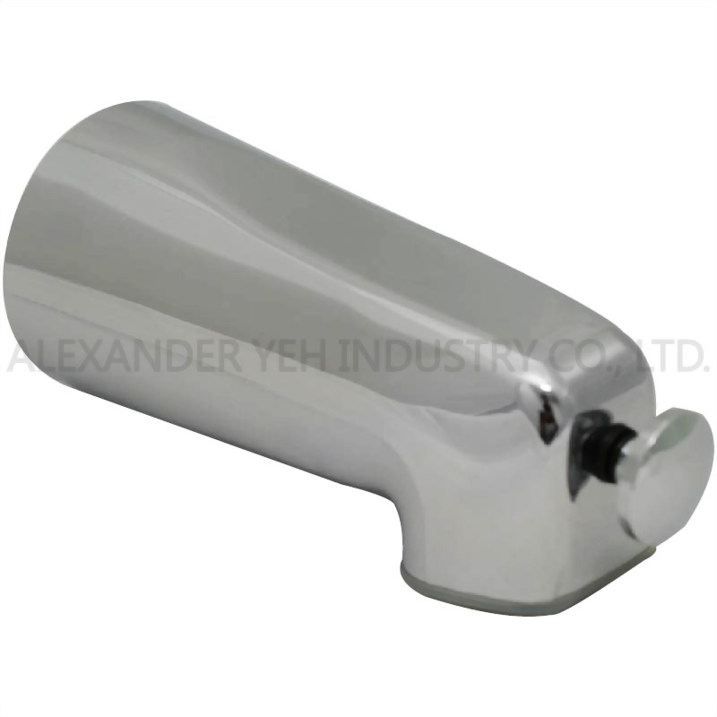 5-1/2 inch Fit All Diverter Tub Spout