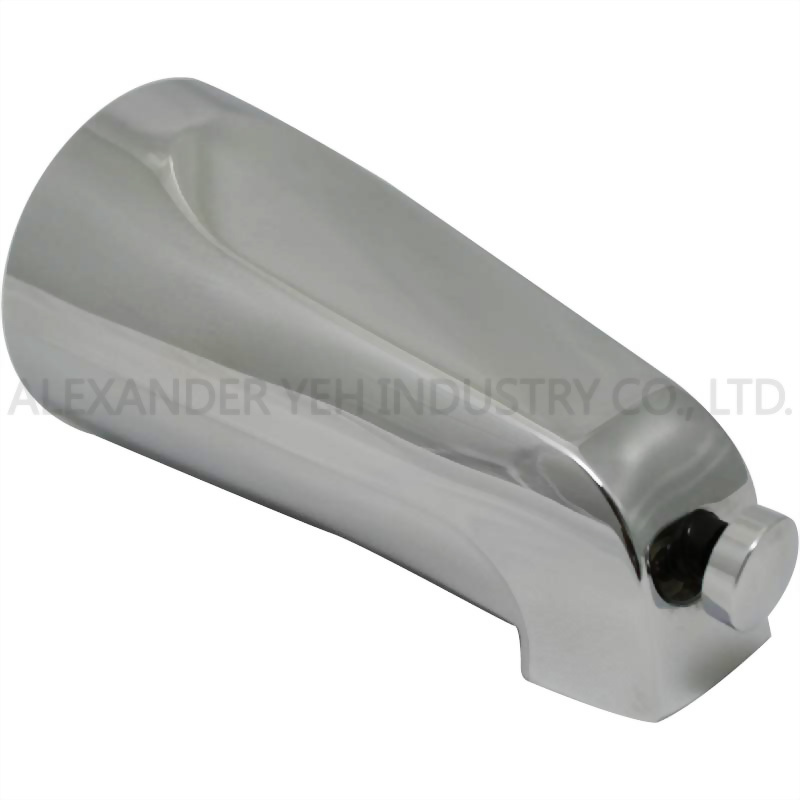 5-1/8 inch Mixet Diverter Spout