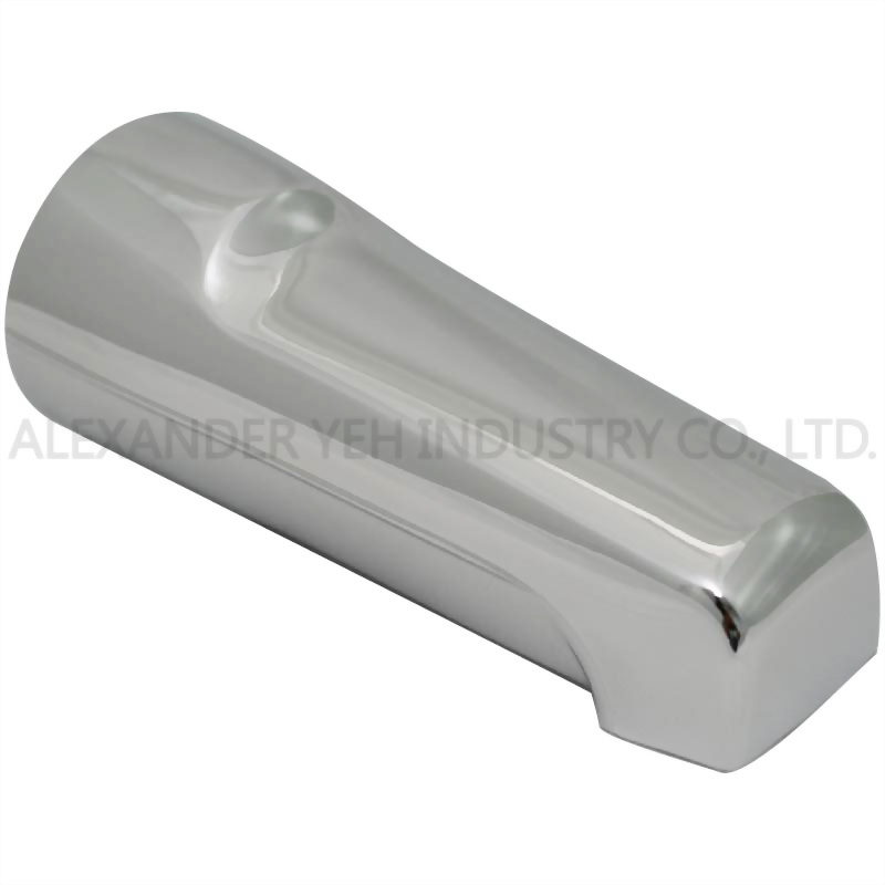 5-1/8 inch Mixet Tub Spout- 5/8 inch OD