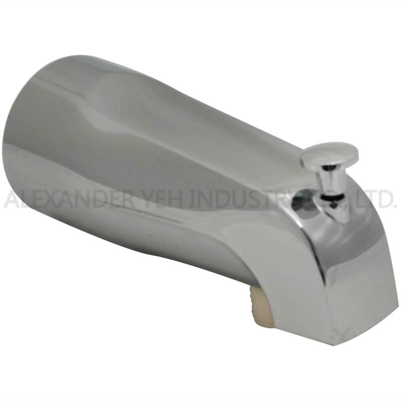 6-1/8 inch Fit All Diverter Spout
