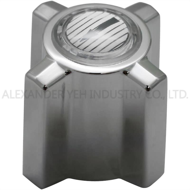 SL-5D Tub& Shower Handle- Diverter for Sterling