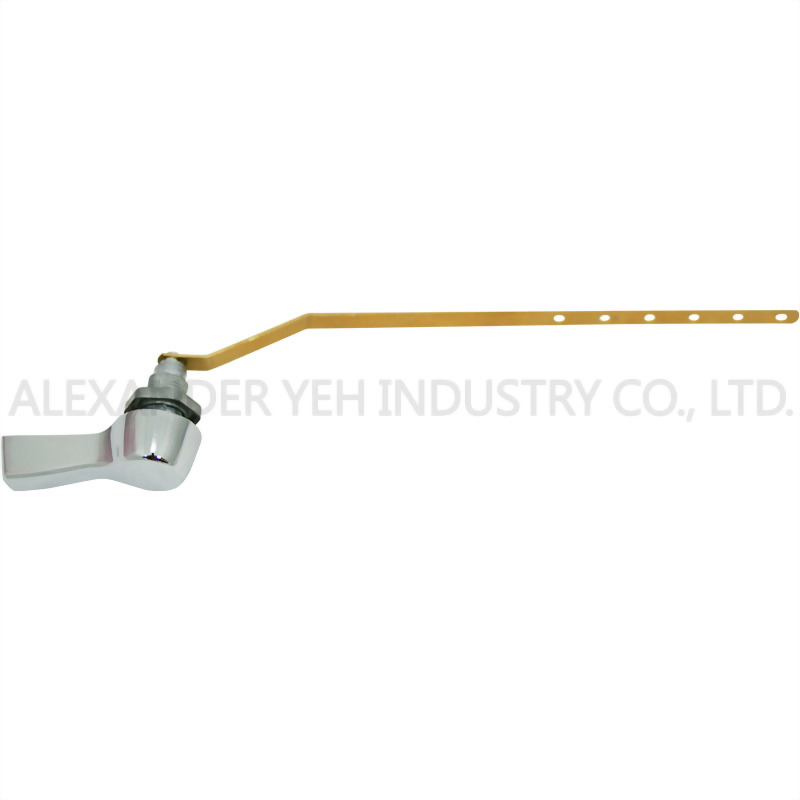 10 inch Flat Arm Tank Lever