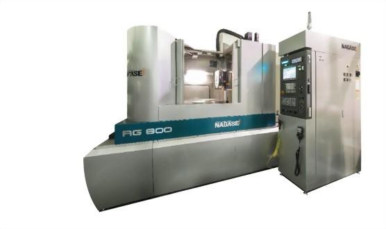 Super precision rotary grinder machine