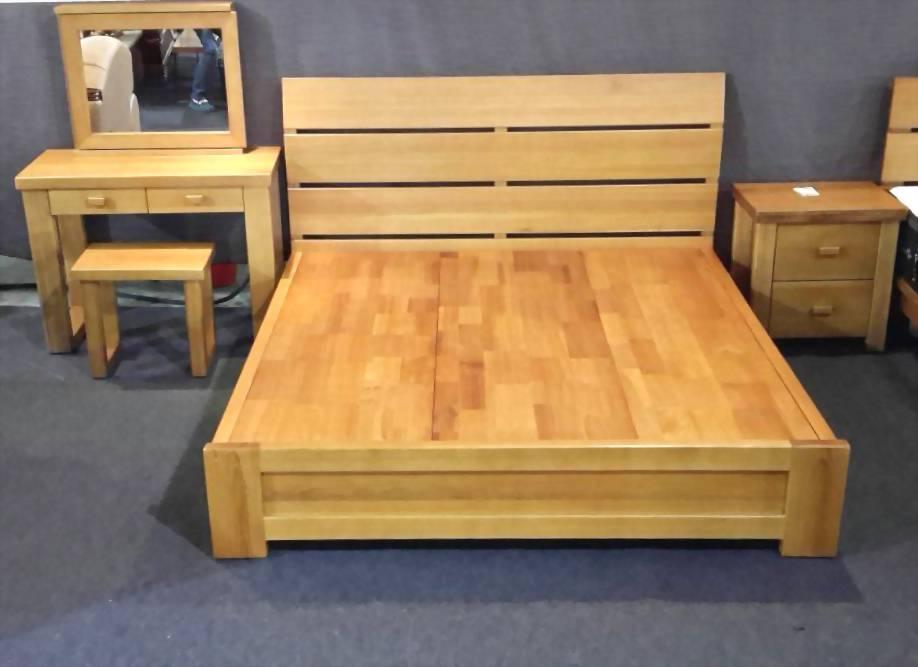 100%全原木(檜木)床台