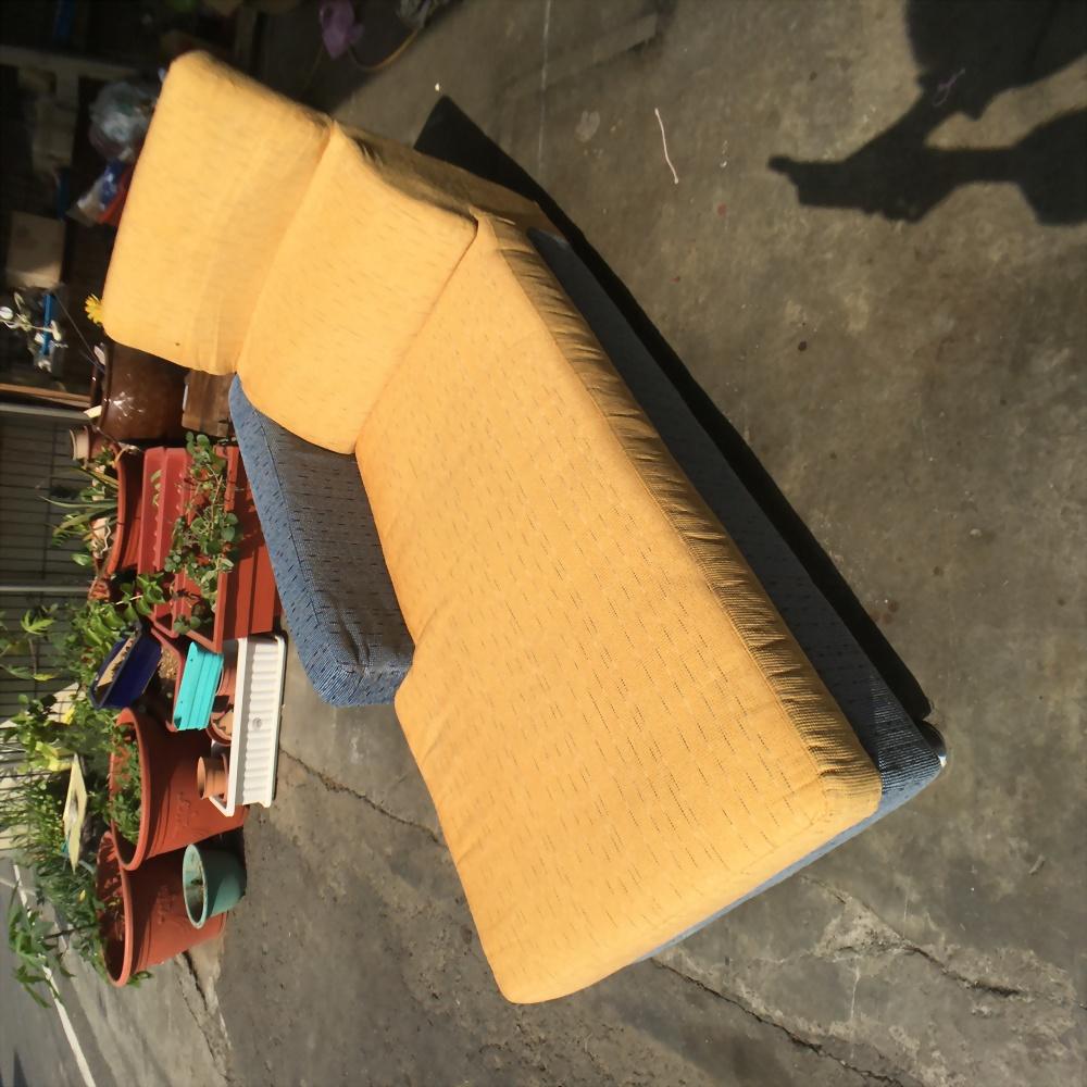 黃貴妃布沙發