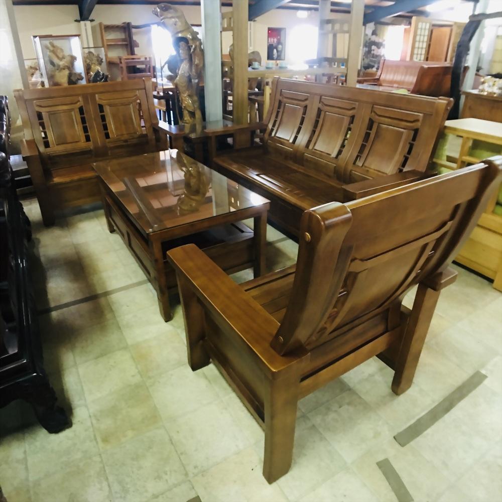388木板椅