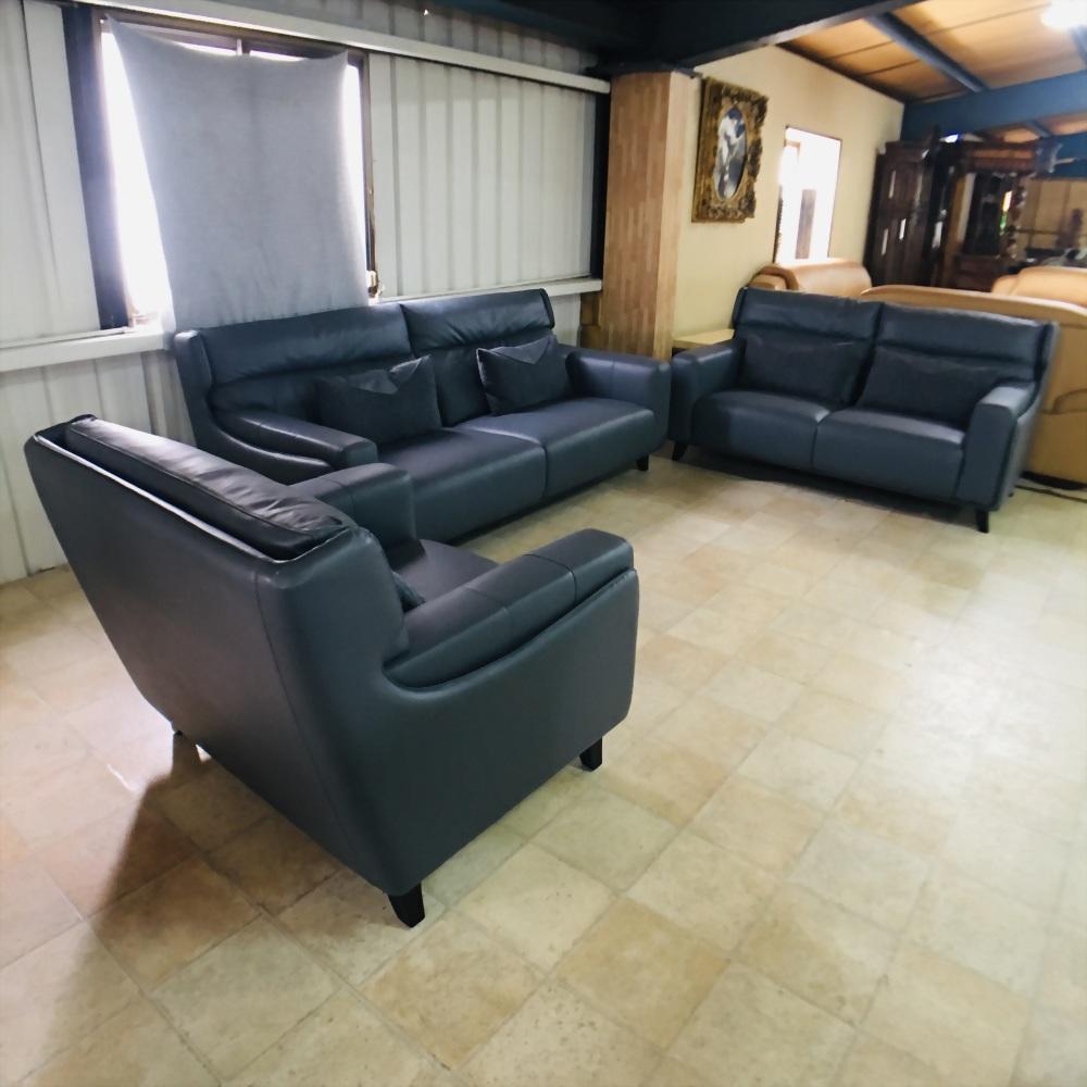 NAPA牛皮1+2+3沙發