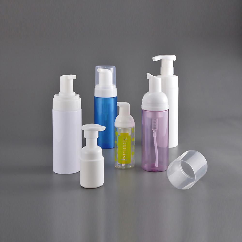 泡沫泵 / 創造綿密泡沫的頂級觸感