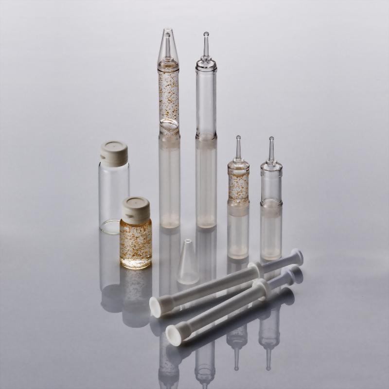 迷你針筒筆 / 安全鏈條玻璃瓶 - 小巧便利的醫美專業