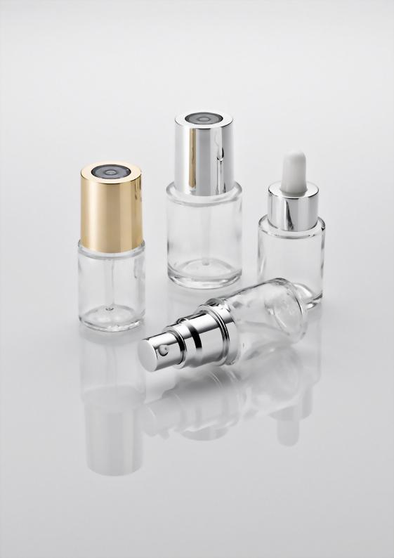 玻璃滴管精華液瓶