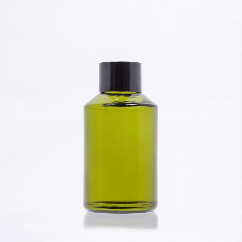 斜肩玻璃水瓶-130ml