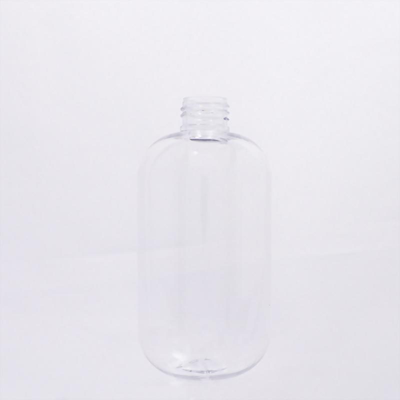 雙弧型乳液瓶-乳液,油泵頭-300ml