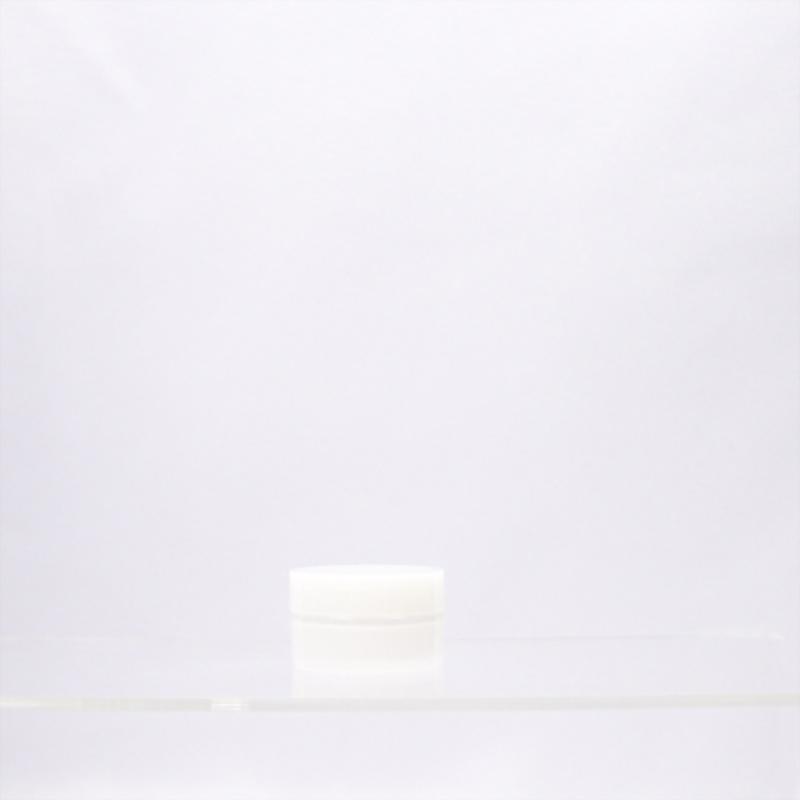 雙層射出霜瓶-圓直柱-15ml