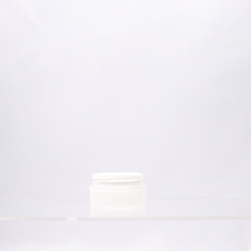 雙層射出霜瓶-圓直柱-20ml